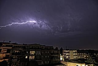 Thunderstorm over Geilenkirchen, 07