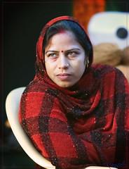 IMG_1229 (mahmutskoc) Tags: india portrait girl varanasi ganga street eyes