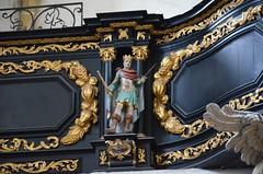 Annabergi kirik (anuwintschalek) Tags: nikond7000 18140vr austria niederösterreich annaberg kirik church kirche interiour kevad frühling spring 2018 may orel orelirõdu orgel organ stsigismund sigismund
