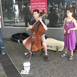 Three great Buskers in Brisbane Queen St Mall-1 thumbnail