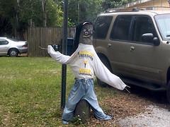 Dude Man (giveawayboy) Tags: dude dudman dudeman dummy figure effigy