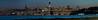 bridge yard panorama (pbo31) Tags: sanfrancisco bayarea california nikon d810 color night dark may 2018 boury pbo31 city urban panoramic large stitched panorama skyline oakland portofoakland bay eastbay salesforce baybridge 80 bridge blue transamerica lightstream prescott
