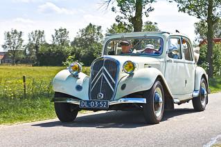 Citroën Traction Avant 7C Découvrable 1937 (8882)