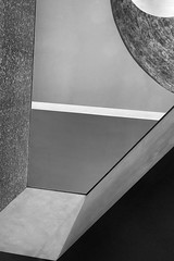 Shapes Study 40 (StefanB) Tags: usa 1235mm 2017 abstract architecture em5 geotag light sanjose shapes shapesstudy detail lines techmuseum