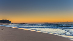 Sunrise Seascape (Merrillie) Tags: daybreak wamberalbeach sand sunrise nature australia surf wamberal centralcoast newsouthwales waves earlymorning nsw morning beach ocean sea sky landscape coastal seascape outdoors waterscape dawn coast water seaside