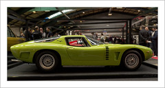ISO Grifo 5300 AC/3 de Giotto Bizzarrini (Francis =Photography=) Tags: europa europe strasbourg grandest basrhin 67 alsace automobile vieillevoiture auto voituredesport sportive supercar legend verte vert bizzarrini bizzarrinispa prototype prototyp voitureitalienne italienischesauto italiancar giottobizzarrini 1965 griffoac3 ac3 griffo mellaverde vertpomme rivets nieten apfelgrün optique caroptic greenapple lighthouseoptics optiquedephares optics leuchtturmoptik