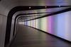 Colourful Tunnel (Conan500) Tags: kings cross 1585 60d canon england london summer tube underground corridor walkway