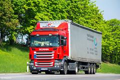 Scania R400 CR19 (UA) (almostkenny) Tags: lkw truck camion ciężarówka scania ua ukraine r400 cr19 ax ax4755eo ex fransterhaar