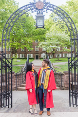 mary&naweed (51 of 101) (justinmay1) Tags: mary naweed grad graduation college rutgersuniversity rutgers collegeave yard