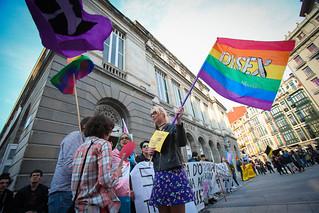 STOP LGTBPHOBIA