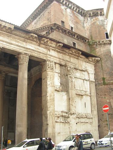 Пантеон, Рим, Італія InterNetri Italy 112