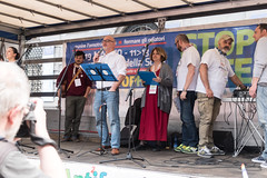 #StopHate - Milano 19 maggio 2018 (simy_sun) Tags: stop hate stophate milan italy reportage peace civil rights humanrights cyberbulliyng omotransfobia