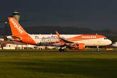 OE-IVA Airbus A320-214 EGPH 18-05-18 (MarkP51) Tags: oeiva airbus a320214 a320 easyjeteurope easyjet u2 ezy austria specialmarkings edinburgh airport edi egph scotland aviation aircraft airplane plane image markp51 sunshine sunny airliner nikon d7200 aviationphotography