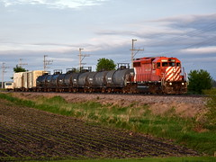 Pac-man (Robby Gragg) Tags: cp sd402 6067 new lebanon