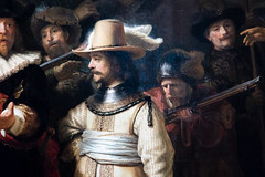 The 'Night Watch' (detail) | Rembrandt van Rijn | 1642 | The Rijksmuseum-21 (Paul Dykes) Tags: rijksmuseum museumofthenetherlands art gallery museum amsterdam netherlands nl holland nightwatch rembrandtvanrijn 1642