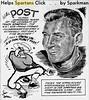 1955 Willie Post (Jbsbbailey) Tags: 1955 tampa football spartans marcelino huerta ted greene mahin lovely minahan post billy shields
