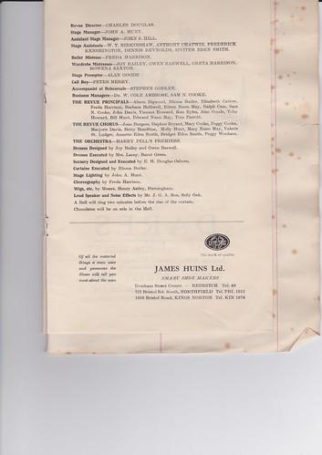 1934: Jan Programme 11