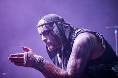 Primordial's Alan Averill (un2112) Tags: barbanegra primordial concert gig koncert live metal music musician april g80 singer zenész irishman irish