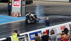 Rocket 3_8333 (Fast an' Bulbous) Tags: triumph rocket3 nitro drag strip race track motorsport bike biker fast speed power santapod dragbike england outdoor nikon d7100 gimp