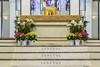 Shrine of the True Cross - Sanctus (Mabry Campbell) Tags: 2018 april dickinson galvestoncounty houston mabrycampbell shrineofthetruecross texas usa zieglercooper church commercial image photo religion sacred