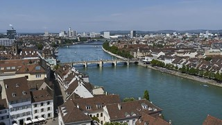 Basel - the Rhine's daughter