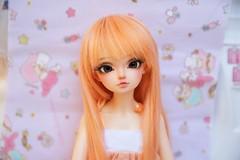 [ADAW 17] Broken (SunShineRu) Tags: minifee miyu mnf fairyland bjd doll dolls ball jointed slim msd orange adaw