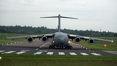 C-17A Globemaster (ShroudOfFrost) Tags: c17a globemaster c17 raf royal air force northolt zz172 plane jet ascot brize norton rafnortholt brizenorton aircraft cargo military