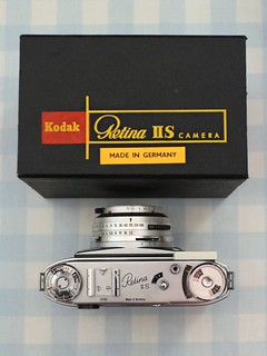 Camera of the Day - Kodak Retina IIS (Type 024)