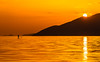 Canoeing at sunset (Vagelis Pikoulas) Tags: sun sunset canon canoe canoeing porto germeno greece may spring 2018 girl woman silhuette sea seascape landscape 6d tamron 70200mm vc