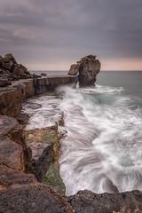 Pulpit Rock (Rich Walker75) Tags: dorset seascape seascapes landscape landscapes landscapephotography landmark portland longexposure longexposurephotography longexposures canon england efs1585mmisusm eos eos80d