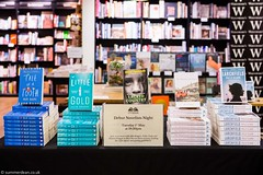 Debut Authors Night (Collected Works CIC) Tags: waterstones brighton city reads books novelists reading woman