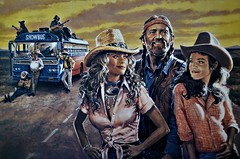 Dyan Cannon, Willie Nelson, Amy Irving (KvikneFoto) Tags: vinyl lp record recordcover 33rpm willienelson soundtrack