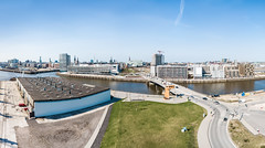 Hamburg Hafencity Aerial View HDR Panorama (Martin Deja) Tags: hamburg hafencity elbphilharmonie highdynamicrangeimaging hdr aerialview drone elberiver cloud constructionsite city bluesky water boats pier nauticalvessel panoramic urbanskyline architecture buildingexterior buildings site buildinglot modern urban touristattraction famousplace topview portofhamburg reflection germany constructionarea crane sand port harbor road traffic enterprisezone industrialdistrict industrialestate industrialpark industrialregion industry