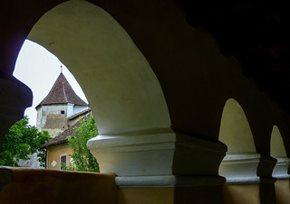 Happy Sunday ! / Harman Fortified Church (UNESCO World Heritage Site), Romania