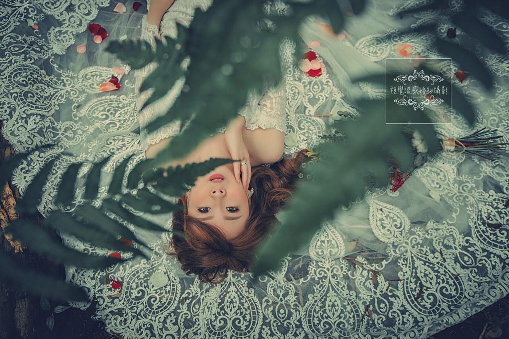 陽明山拍婚紗,陽明山神秘黑森林婚紗,中和婚紗推薦,婚紗板橋推薦,陽明山神秘黑森林攝影景點,視覺流感
