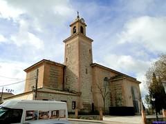 Esquivias (santiagolopezpastor) Tags: espagne españa spain castilla castillalamancha sagra lasagra toledo provinciadetoledo iglesia church