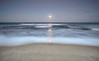 Moonrise over Cocoa Beach. (Jill Bazeley) Tags: moonrise moon rise space coast brevard county beach ocean atlantic surf long exposure sand satellite florida sony a6300 luna playa
