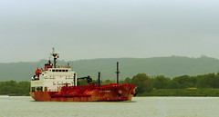 B GAS SUMMIT (JLM62380) Tags: lpg tankers liquefied petroleum gas shipping bgassummit boat transport maritime seine river quillebeufsur normandy france