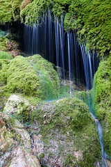 Cave with Atmosphere (1durch0) Tags: eifel wasserfall waterfall any cave dreimühlen germ höhle moos moss nature water