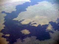 Circling Litte (Sotosoroto) Tags: aerial idaho cratersofthemoon lava littlepark blainecounty