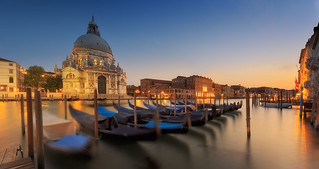 Blue Hour in the Serenissima