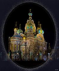 """Souvenir"" from St. Petersburg. ""Сувенир"" из Петербурга (atardecer2018) Tags: храм архитектура санктпетербург architecture arquitectura sanpetersburgo orthodox"