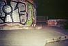 (ニノ Nino) Tags: kodak color plus 200 cat cats kitty kittens gate street stray urban graffiti sofia bulgaria