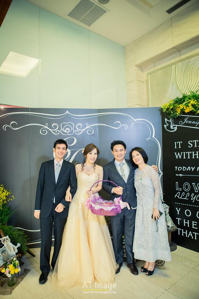 <婚攝> Chung Ting & Jennifer / 清新溫泉飯店