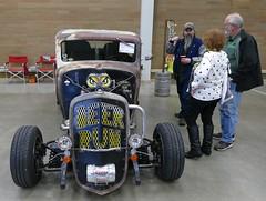 1934 Chevrolet (bballchico) Tags: 1934 chevrolet masterdeluxe sedan ratrod jeanpaul northwestrodarama carshow