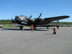 "Lancaster Bomber VRA 1 • <a style=""font-size:0.8em;"" href=""http://www.flickr.com/photos/81723459@N04/42075663922/"" target=""_blank"">View on Flickr</a>"