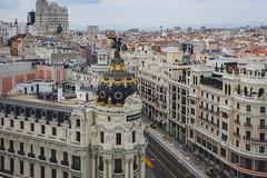 Círculo de Bellas Artes (iezg) Tags: madrid españa spain rooftops metropolis circulo de bellas artes