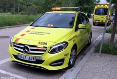 SEM (Francis Lenn) Tags: sem vir mercedesbenz mercedes catalonia girona emergency vehicle urgencias intervenció intervención intervention fast ràpida rápida