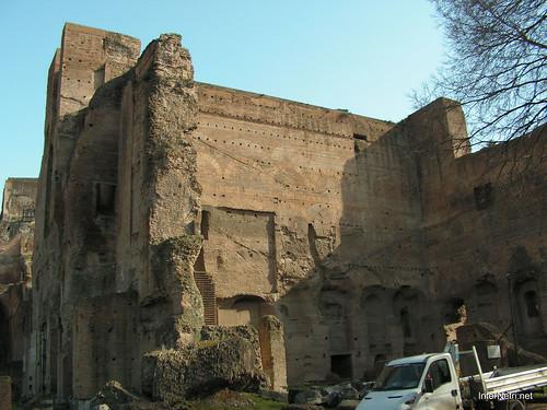 Римський форум, Рим, Італія InterNetri Italy 520