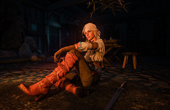 Ciri (OasisBD) Tags: witcher cdprojectred games screenshot